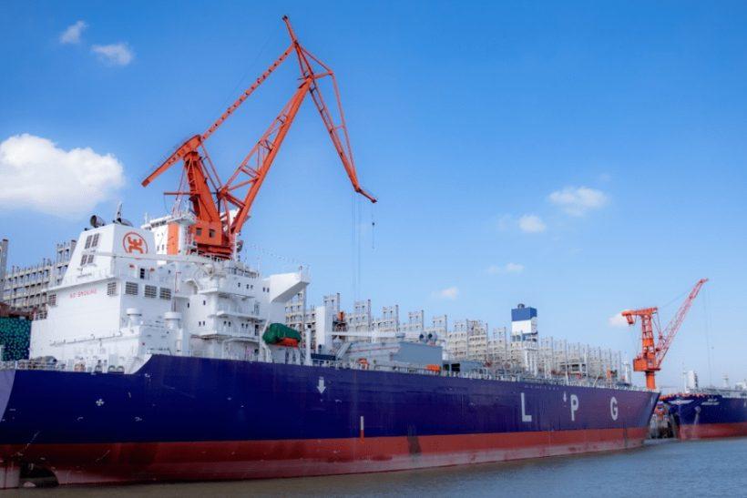 Wärtsilä Cargo Handling and Fuel Supply Systems for Oriental Energy vessels