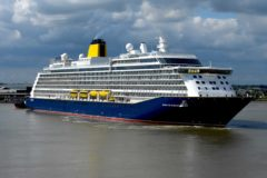 Saga Cruises' ship Spirit of Discovery to launch first round-Britain cruise