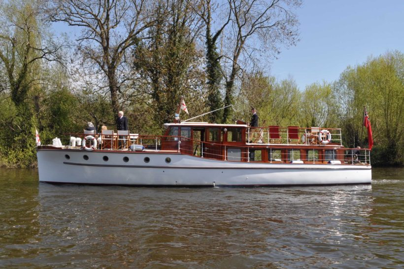 National Historic Ships UK announces its Flagship of the Year Awards 2021