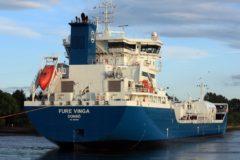 Furetank orders new LNG-fuelled ship and sells Fure Vinga
