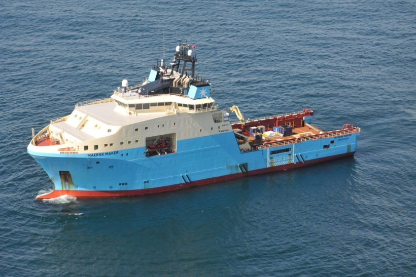 Maersk Supply Service wins its largest project contract ever