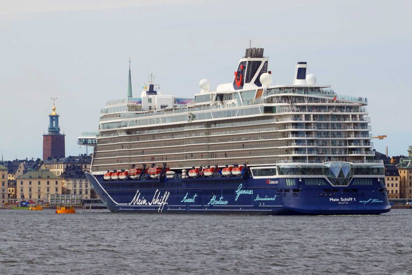 Ports collaborate for safe and speedy restart of cruise ship tourism