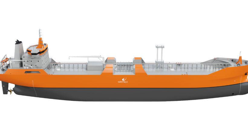 Wärtsilä receives further orders for its LNG cargo handling system