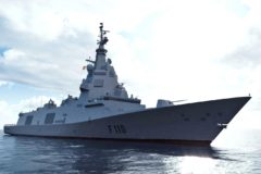 Damen Marine Components awarded contract to provide rudders and steering gear for Navantia