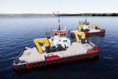 Damen & Conrad Shipyard agree to build first US Multi Cats