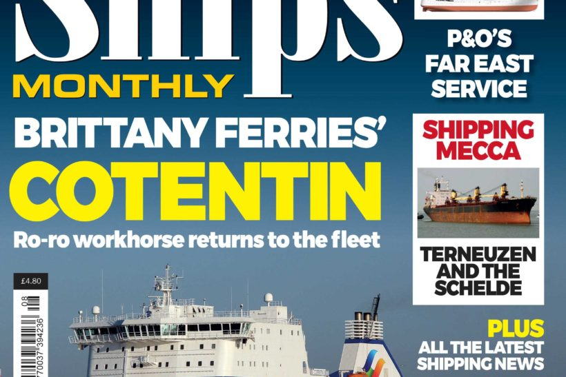 Ships Monthly August 2021 issue out now