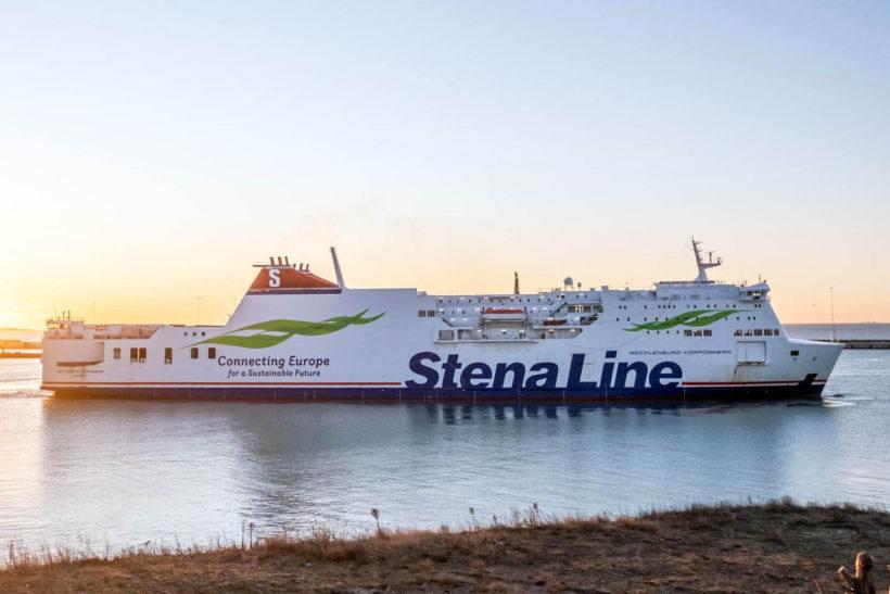 Stena Line aim to reduce emissions using AI