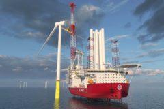 Wärtsilä solutions selected for OHT's next-generation wind turbine installation vessel