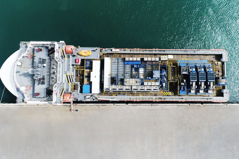 Abu Dhabi Ports' Offshore expands fleet with seven State-of-the-Art vessels