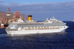 Fleet changes continue for Carnival Corp