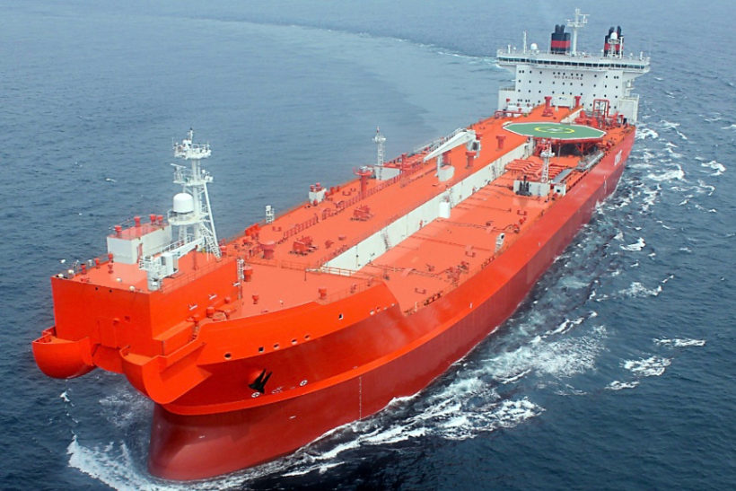 Hybrid shuttle tanker to be built for Knutsen