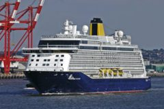 International cruising returns with Saga Cruises following a summer of round-Britain itineraries