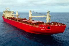 Polar Class Bulk Carrier for Fednav