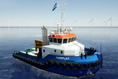 Damen signs with Fairplay Towage for Shoalbuster 2711