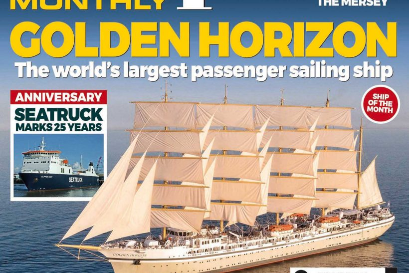 October 2021 issue of Ships Monthly out now
