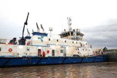 Wärtsilä engines for two new Brazilian pusher tugs