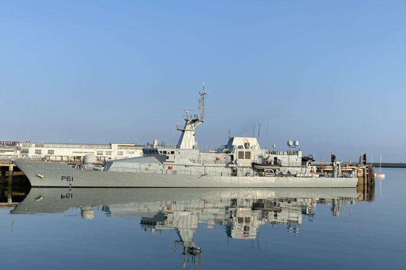 The Irish Naval Service looks to the future
