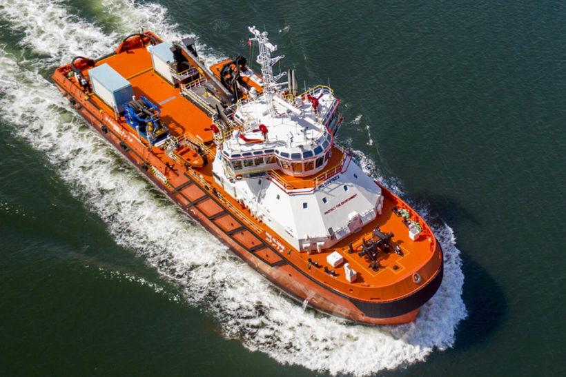 New tug Koc Al Zour delivered to Kuwait