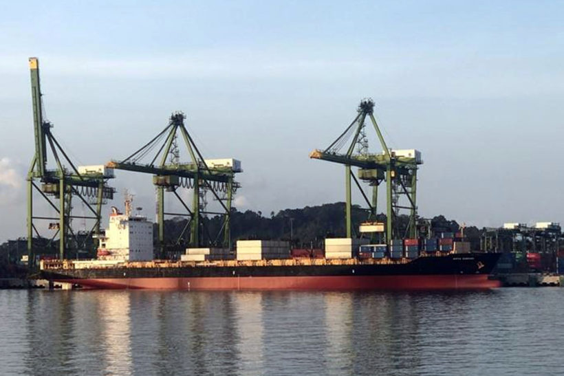 PIL launches new South China to India West Coast Service