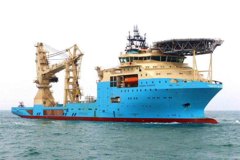 Maersk Supply Service wins another large solutions contract