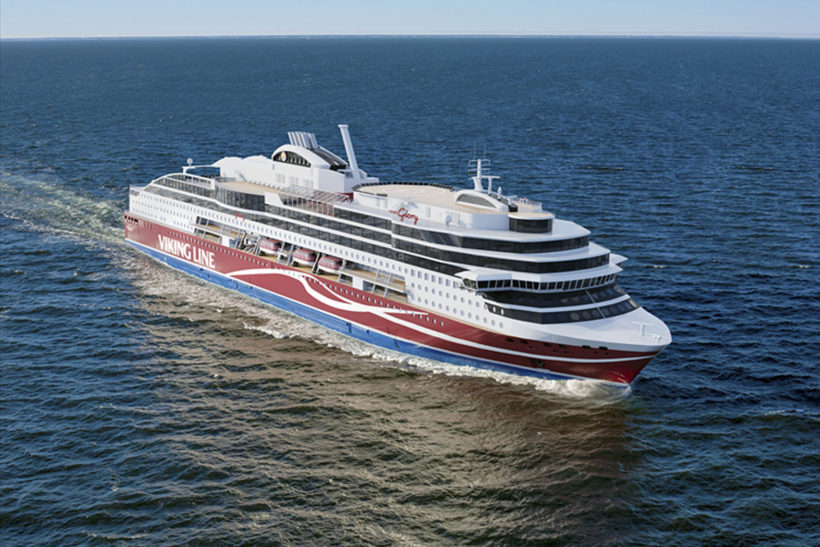 Viking Line reveals Viking Glory to have Baltic's first rotating private dining room