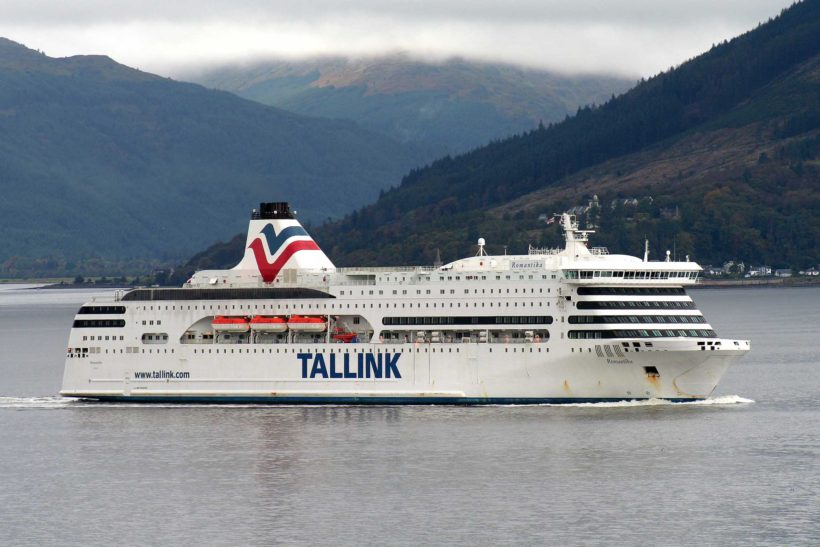 Tallink charters two ferries for COP26
