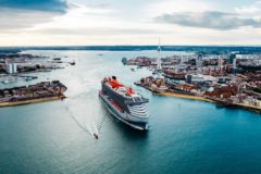 Record-breaking year for cruise at Portsmouth International Port